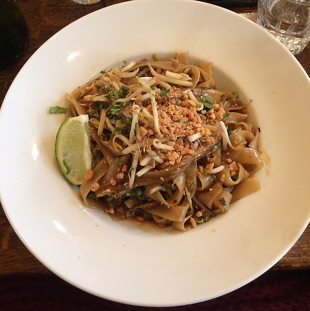 """Photo of CLOSED: Brasserie Lola  by <a href=""""/members/profile/fiona_k"""">fiona_k</a> <br/>pad thai  <br/> June 26, 2017  - <a href='/contact/abuse/image/52172/273707'>Report</a>"""