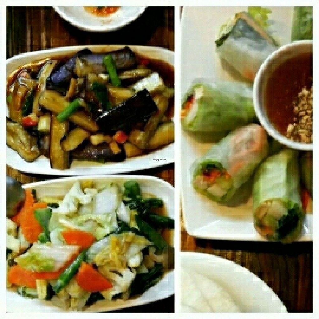"Photo of Thai Vegetarian Food  by <a href=""/members/profile/ValerieAnne"">ValerieAnne</a> <br/>fresh, healthy and delicious! <br/> May 5, 2016  - <a href='/contact/abuse/image/52173/147551'>Report</a>"