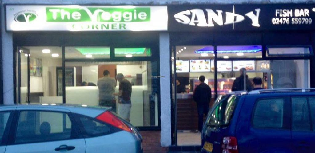 """Photo of The Veggie Corner  by <a href=""""/members/profile/Good%20for%20Vegans"""">Good for Vegans</a> <br/>Now two separate shops <br/> August 4, 2015  - <a href='/contact/abuse/image/52193/112208'>Report</a>"""
