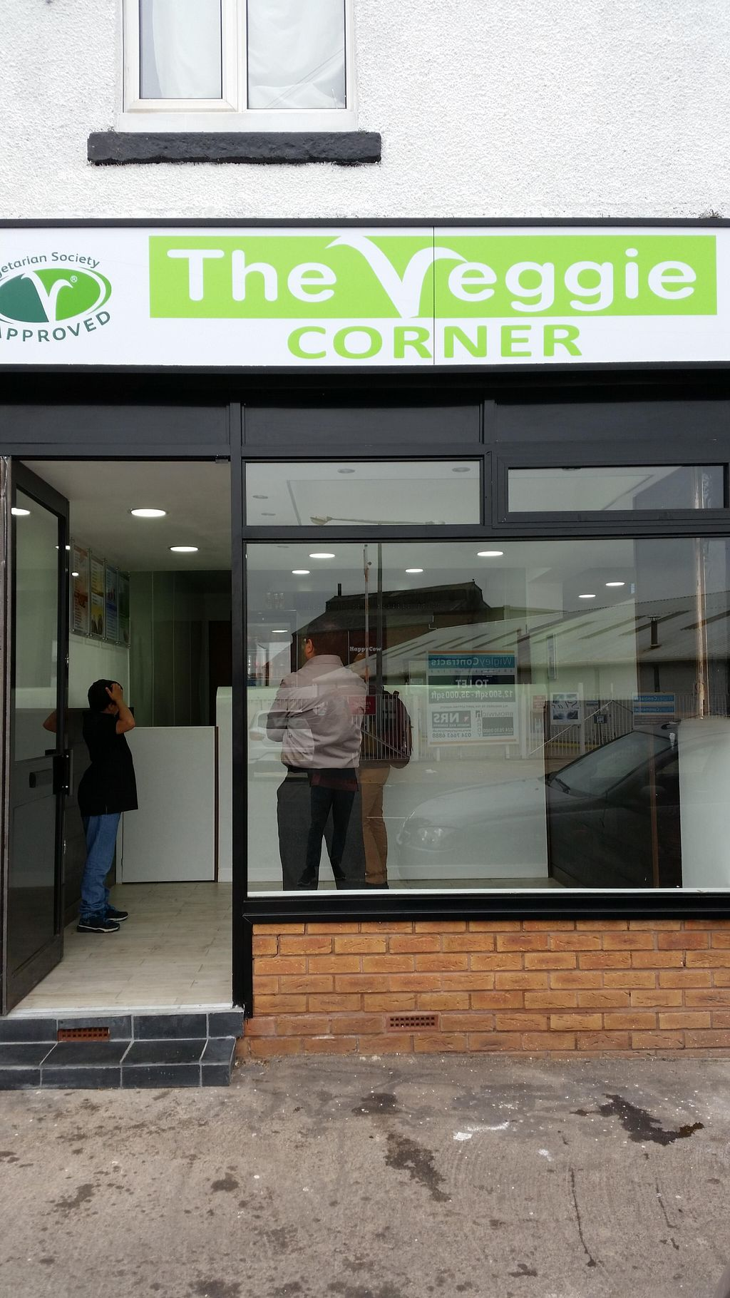"""Photo of The Veggie Corner  by <a href=""""/members/profile/konlish"""">konlish</a> <br/>outside <br/> August 15, 2015  - <a href='/contact/abuse/image/52193/113654'>Report</a>"""