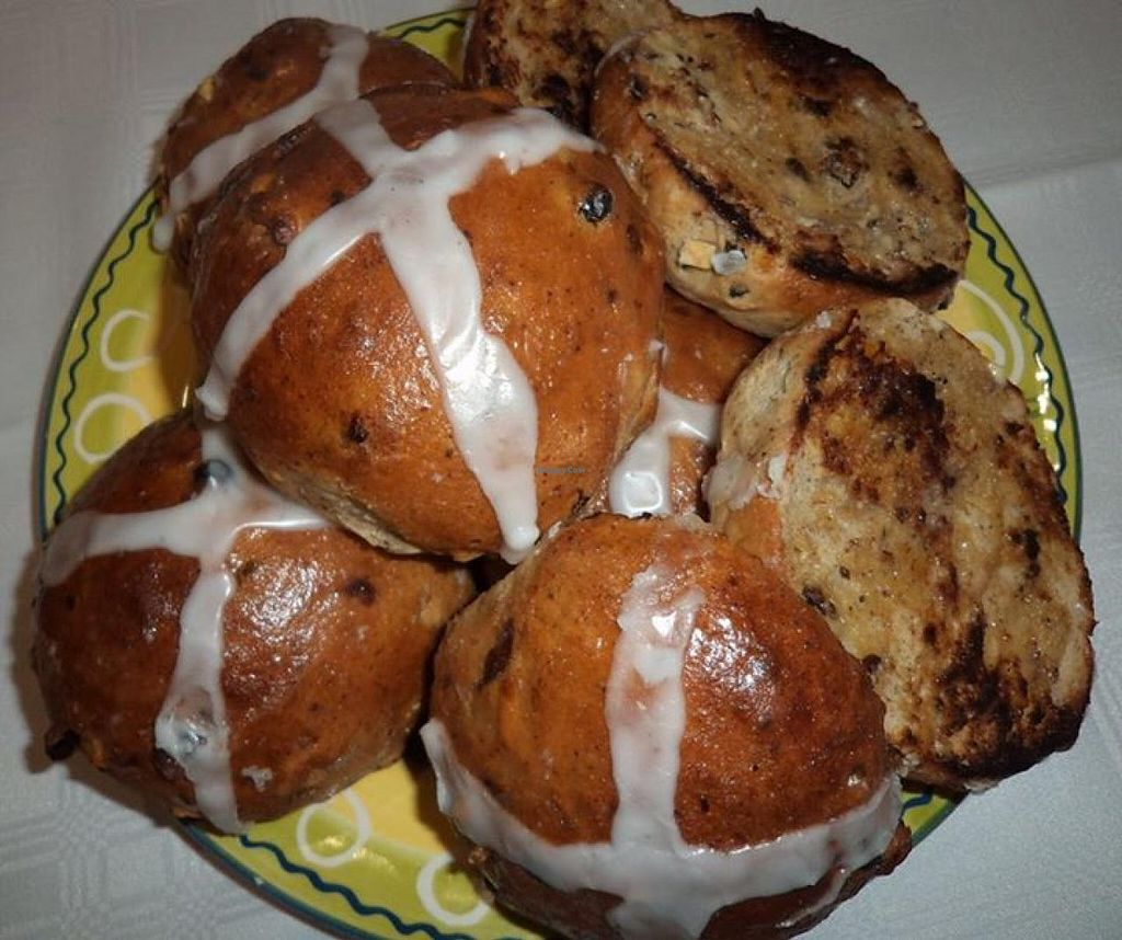 """Photo of Hodges Coffee House and Restaurant  by <a href=""""/members/profile/community"""">community</a> <br/>fruit buns <br/> October 22, 2014  - <a href='/contact/abuse/image/52217/83699'>Report</a>"""