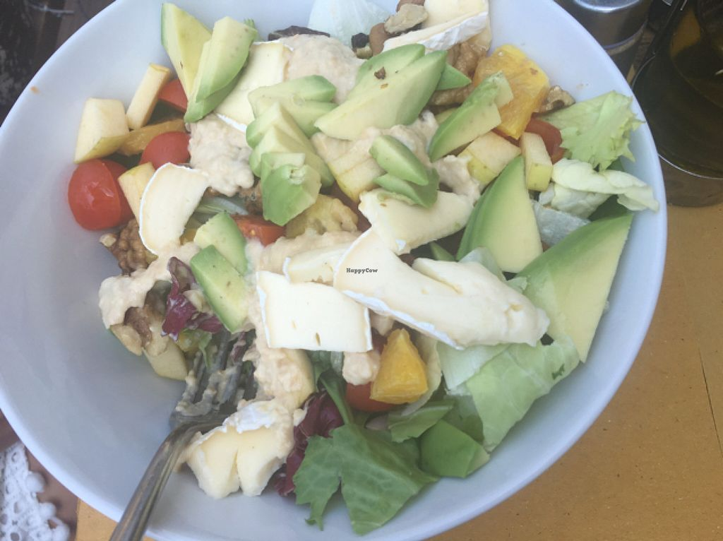 """Photo of Shake Cafe - Degli Avelli  by <a href=""""/members/profile/SamanthaChai"""">SamanthaChai</a> <br/>Shake salad <br/> July 3, 2016  - <a href='/contact/abuse/image/52235/157479'>Report</a>"""