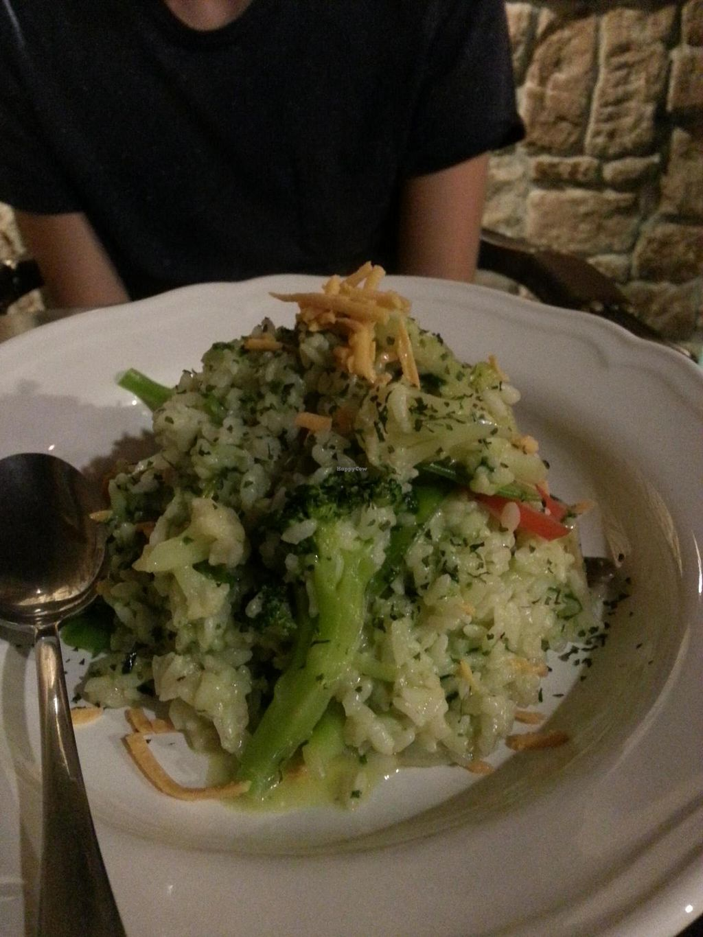 "Photo of Bluesomeone's Vegan Cafe  by <a href=""/members/profile/Nikki1801"">Nikki1801</a> <br/>Risotto <br/> March 13, 2015  - <a href='/contact/abuse/image/52242/95623'>Report</a>"