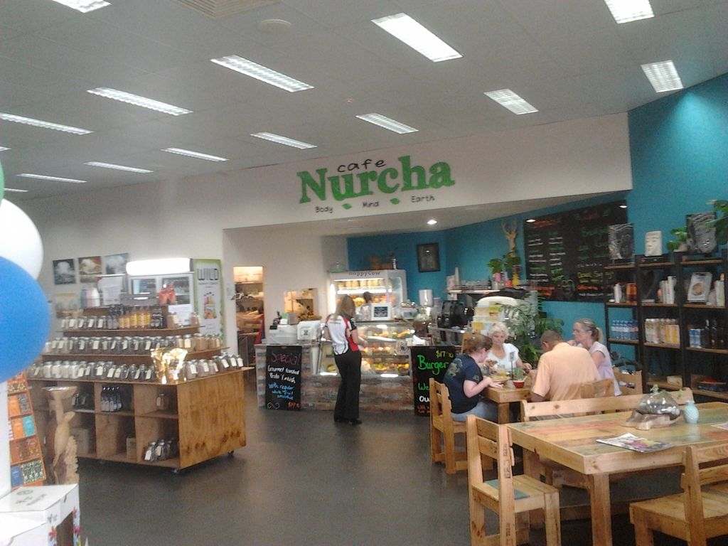 """Photo of Cafe Nurcha  by <a href=""""/members/profile/Rico"""">Rico</a> <br/>Inside the cafe. Watch for the signs outside, as it's easy to miss <br/> January 19, 2016  - <a href='/contact/abuse/image/52248/132962'>Report</a>"""