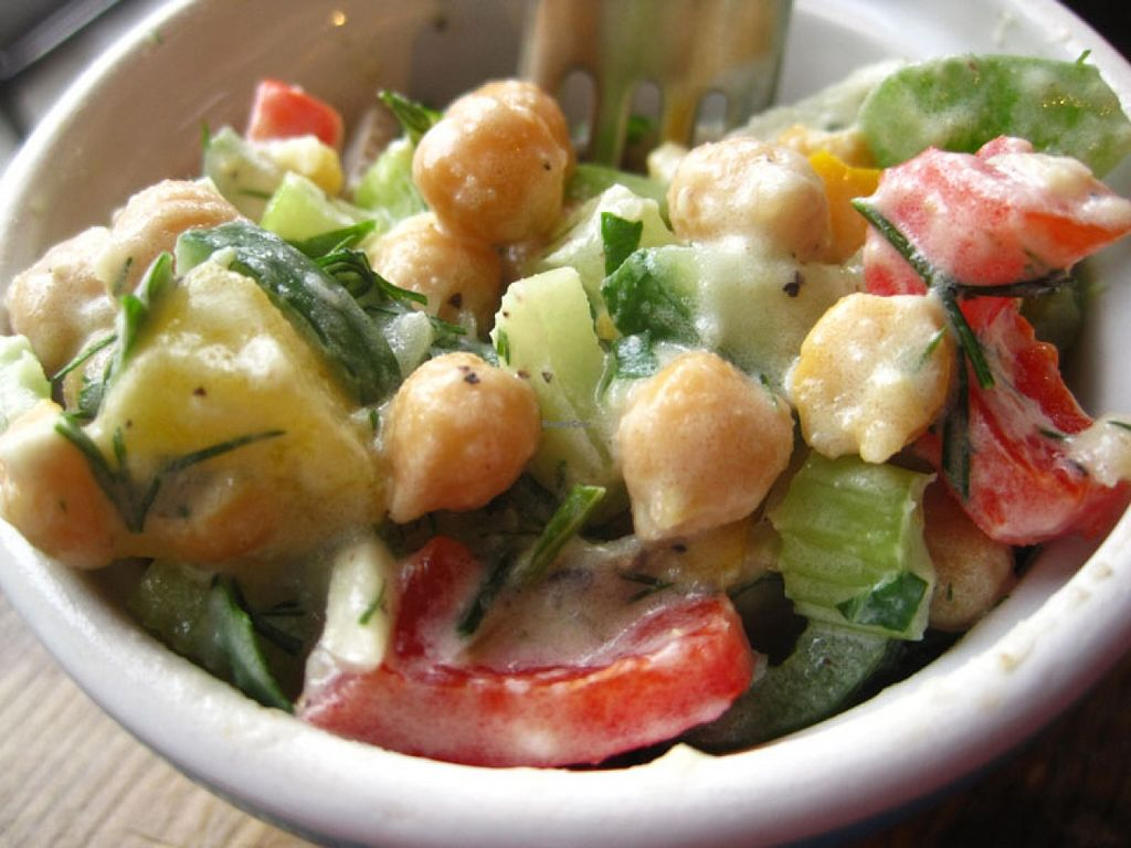 """Photo of Antidote Bouffe Vegane  by <a href=""""/members/profile/Babette"""">Babette</a> <br/>Salad of the day <br/> February 15, 2016  - <a href='/contact/abuse/image/52254/136494'>Report</a>"""