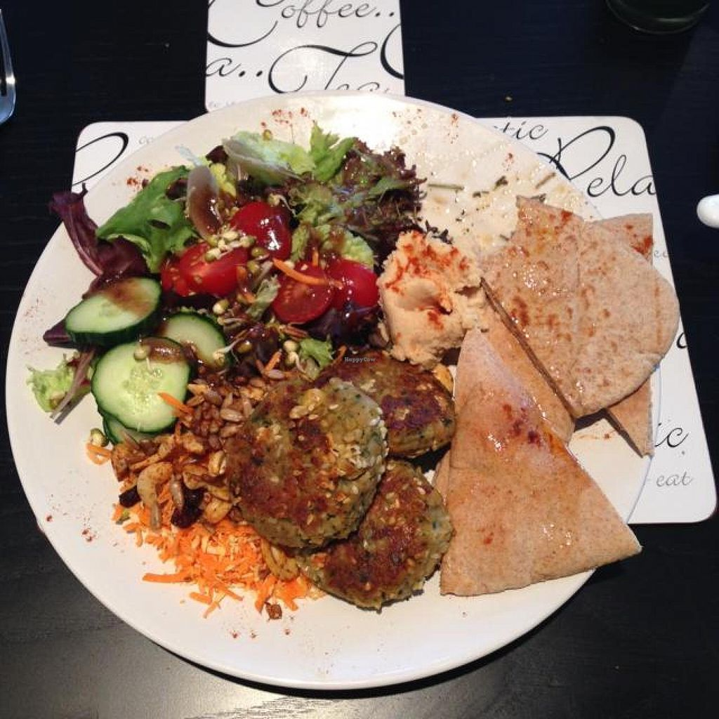"""Photo of Karmana  by <a href=""""/members/profile/HarrisonEdwards"""">HarrisonEdwards</a> <br/>Yummy Vegan Foods! <br/> November 13, 2014  - <a href='/contact/abuse/image/52284/85434'>Report</a>"""