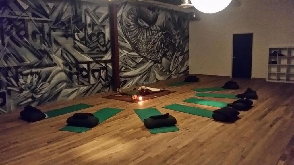 "Photo of CLOSED: The Springs  by <a href=""/members/profile/kenvegan"">kenvegan</a> <br/>Yoga Studio at The Springs <br/> October 17, 2014  - <a href='/contact/abuse/image/52286/83208'>Report</a>"