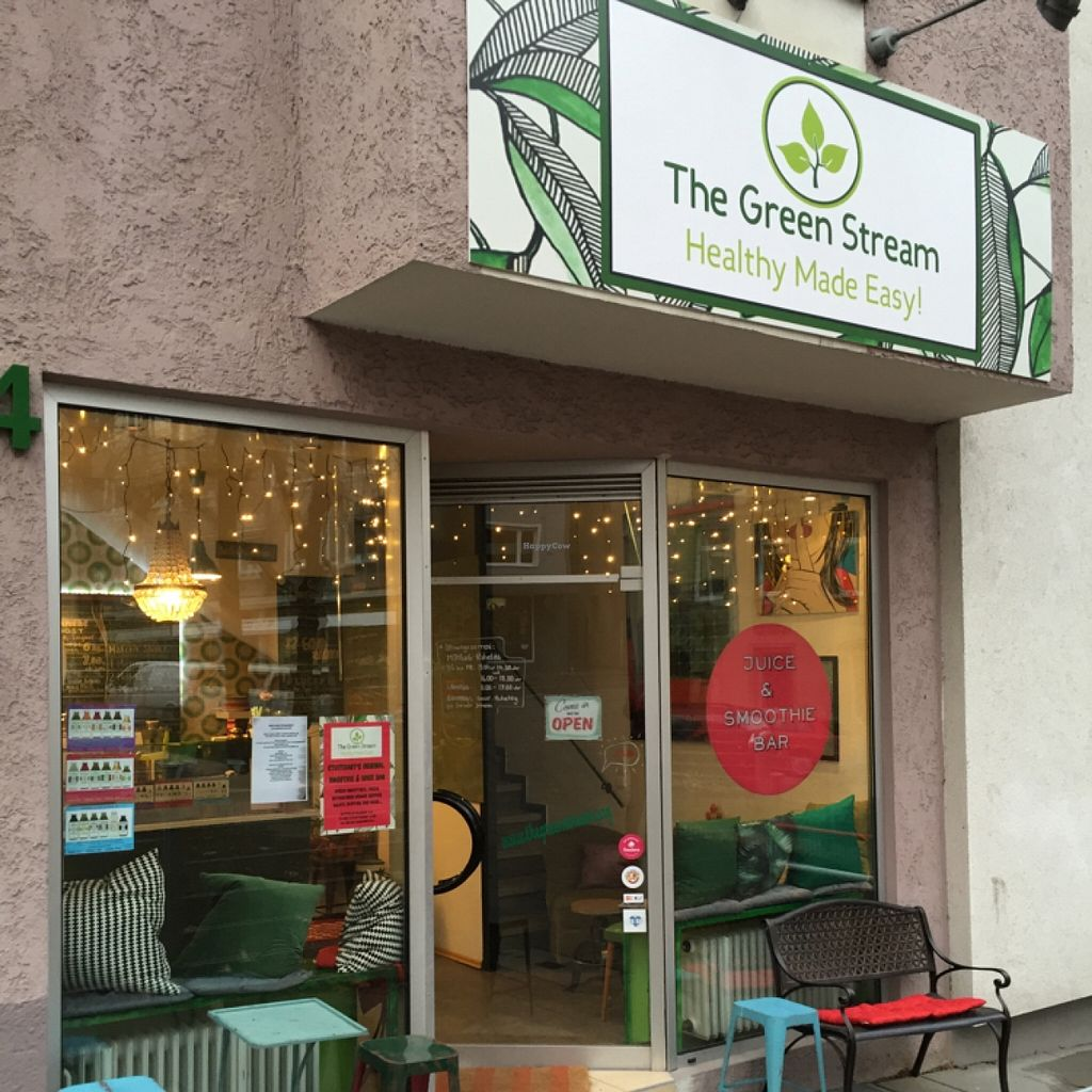 """Photo of The Green Stream  by <a href=""""/members/profile/Kelvinrynhart"""">Kelvinrynhart</a> <br/>Best juice in Baden Württemberg <br/> February 3, 2016  - <a href='/contact/abuse/image/52352/134924'>Report</a>"""