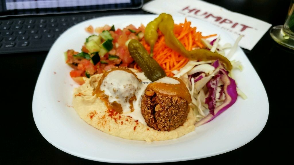 """Photo of Humpit  by <a href=""""/members/profile/ResidentGeek"""">ResidentGeek</a> <br/>Salad Bowl Option <br/> September 9, 2017  - <a href='/contact/abuse/image/52364/302489'>Report</a>"""