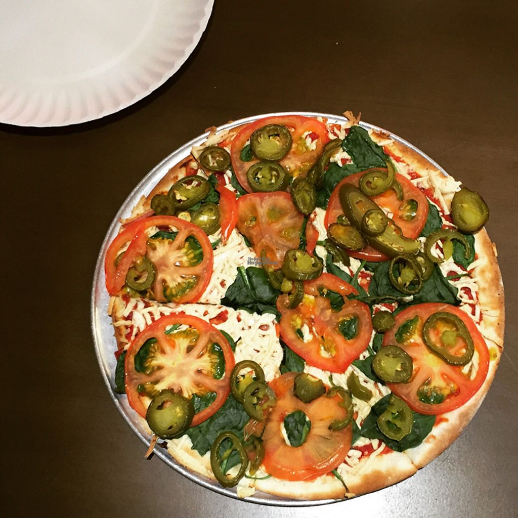 "Photo of REMOVED: We Cook Pizza and Pasta  by <a href=""/members/profile/Eefie"">Eefie</a> <br/>Glutenfree vegan pizza <br/> October 20, 2016  - <a href='/contact/abuse/image/5236/183090'>Report</a>"