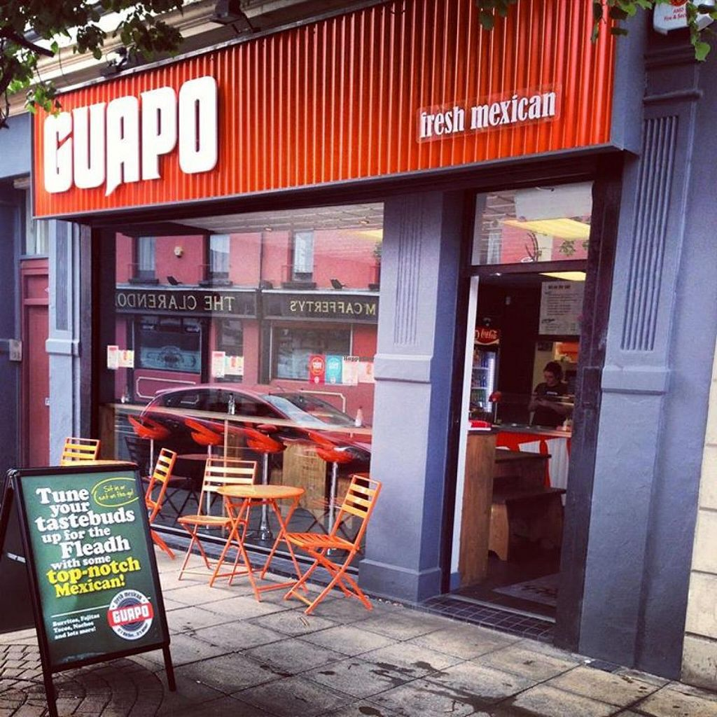 """Photo of Guapo Mexican  by <a href=""""/members/profile/community"""">community</a> <br/> Guapo - Fresh Mexican  <br/> November 7, 2014  - <a href='/contact/abuse/image/52379/84967'>Report</a>"""