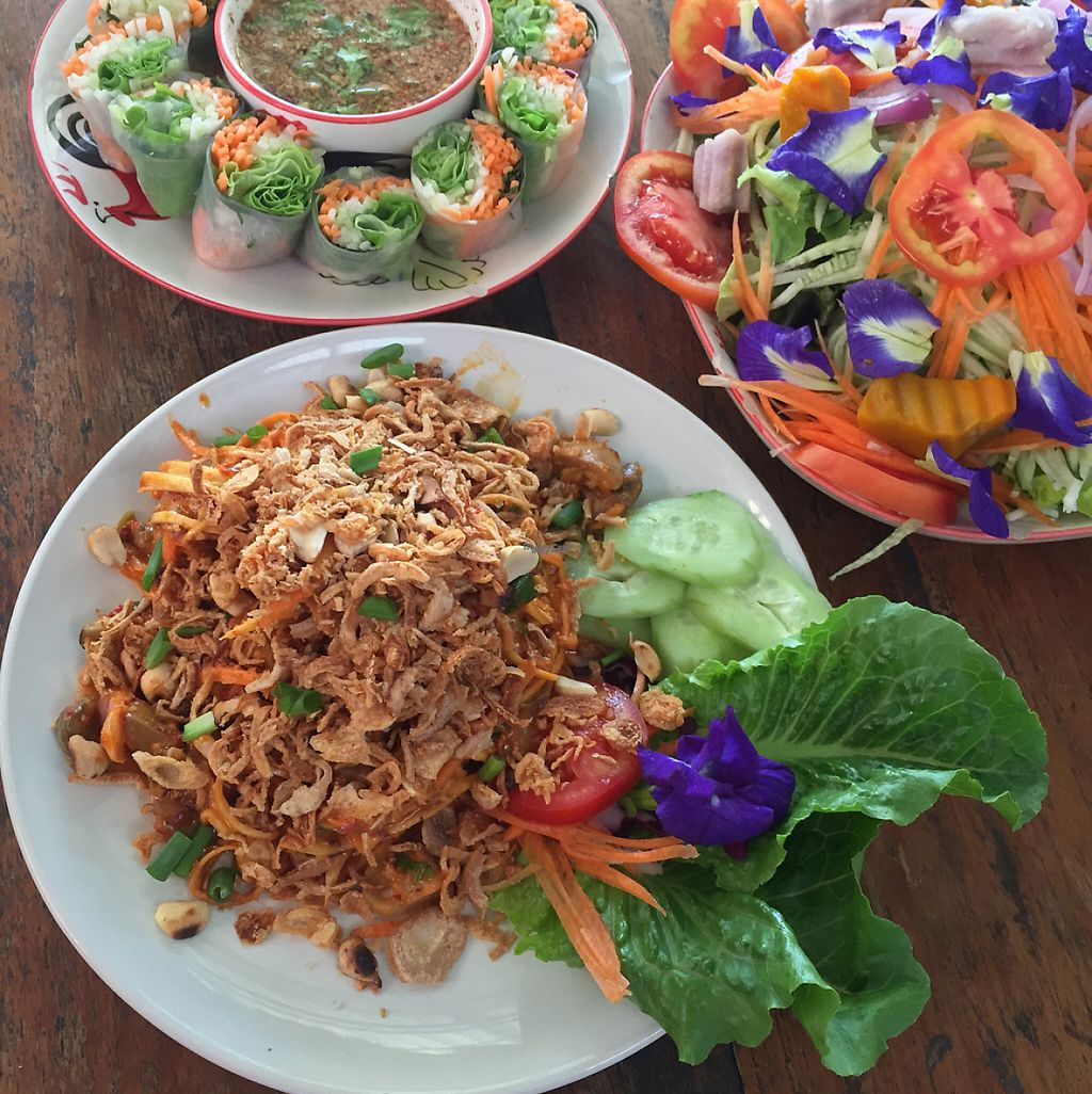 "Photo of Pun Pun Market  by <a href=""/members/profile/MyVeganJoy"">MyVeganJoy</a> <br/>epic banana flower salad, great flavor <br/> March 1, 2017  - <a href='/contact/abuse/image/52392/231383'>Report</a>"