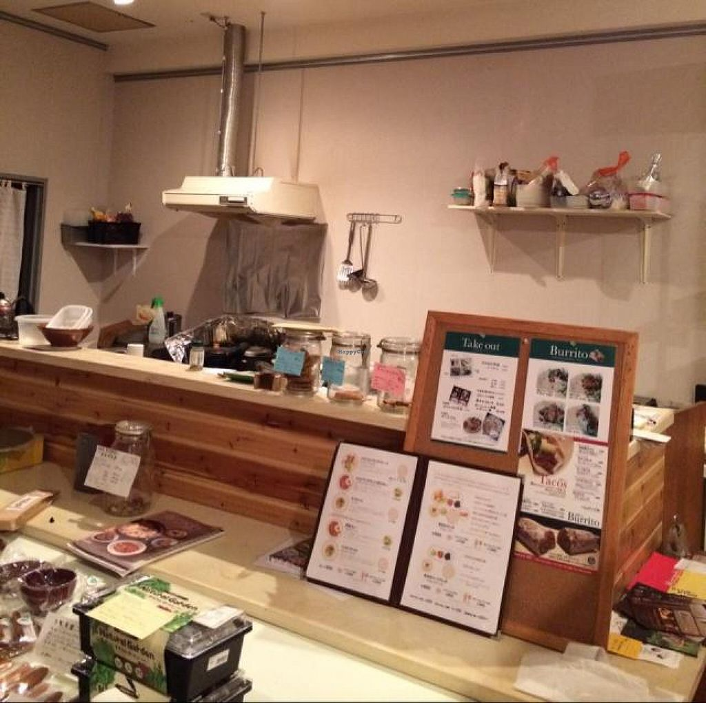 "Photo of Poco a Poco Macrobiotic Cafe and Bar  by <a href=""/members/profile/Vegeiko"">Vegeiko</a> <br/>cafe <br/> October 21, 2014  - <a href='/contact/abuse/image/52403/83565'>Report</a>"