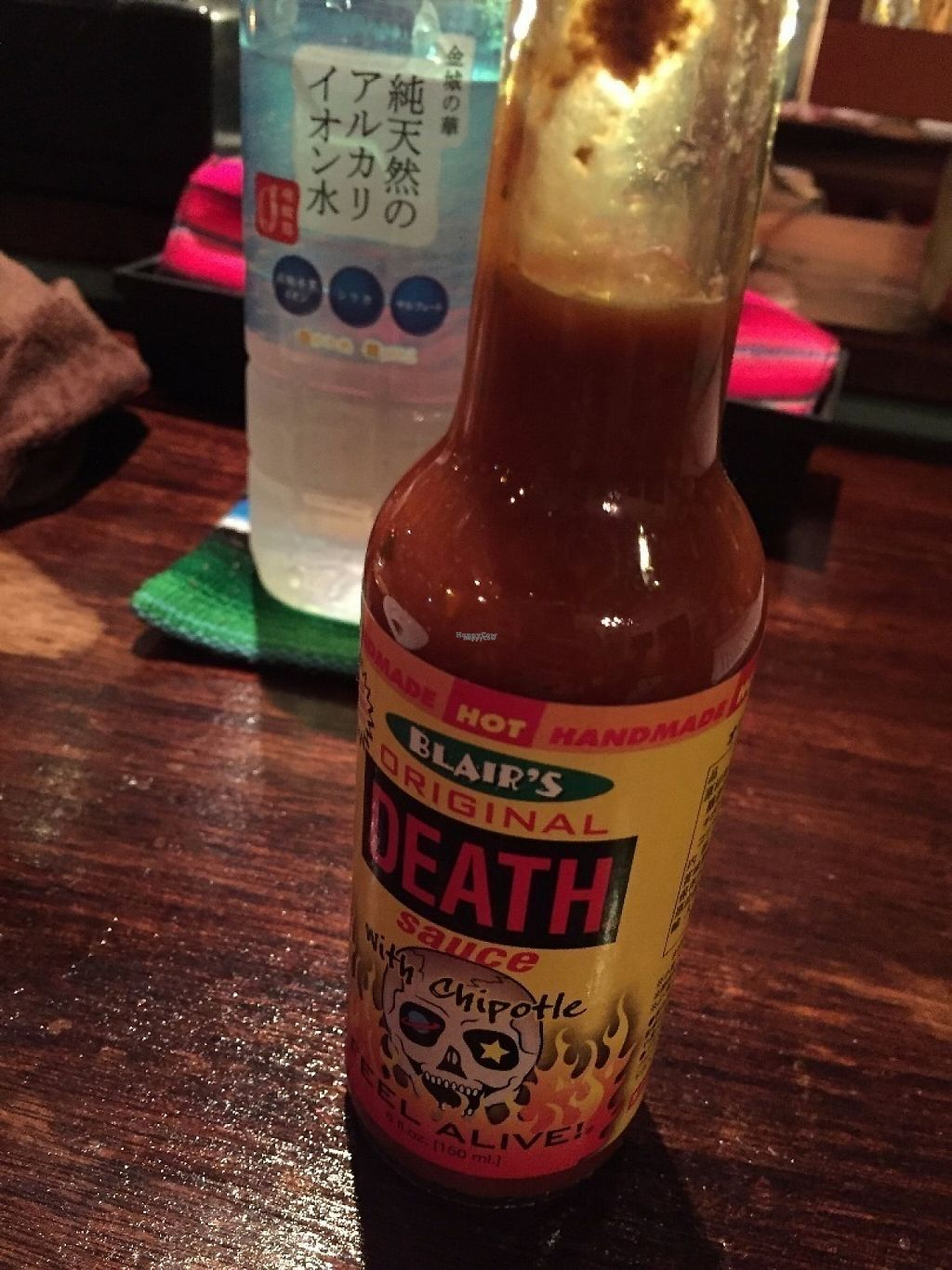 """Photo of Vagabundo Mexican Bar  by <a href=""""/members/profile/SamanthaIngridHo"""">SamanthaIngridHo</a> <br/>Chipotle sauce <br/> April 8, 2017  - <a href='/contact/abuse/image/52404/245658'>Report</a>"""