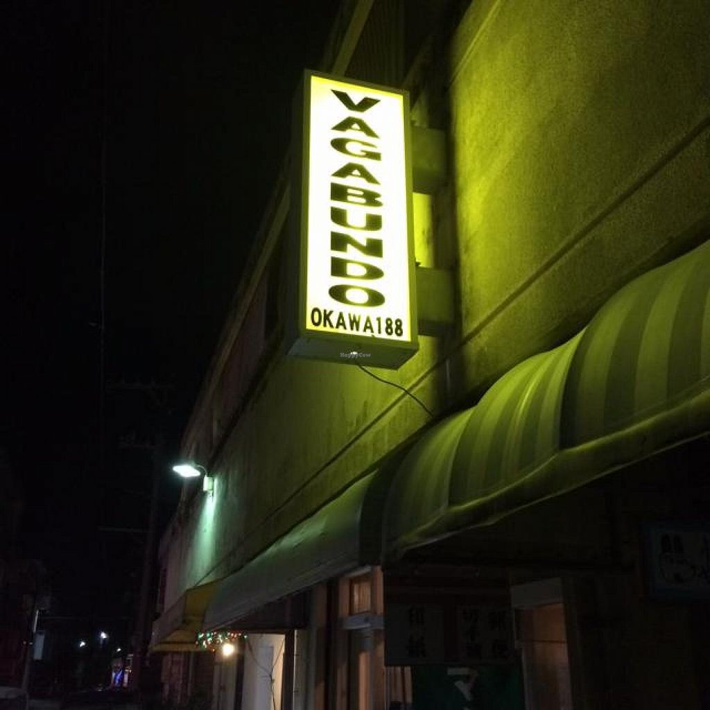 """Photo of Vagabundo Mexican Bar  by <a href=""""/members/profile/Vegeiko"""">Vegeiko</a> <br/>outside signboard  <br/> October 21, 2014  - <a href='/contact/abuse/image/52404/83567'>Report</a>"""