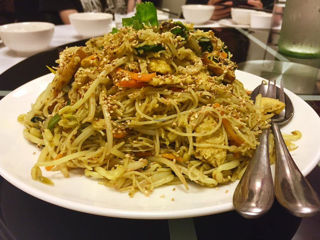 "Photo of Chanhouse Healthy Vegetarian Option  by <a href=""/members/profile/karlaess"">karlaess</a> <br/>Singapore noodles <br/> March 12, 2016  - <a href='/contact/abuse/image/52471/139750'>Report</a>"