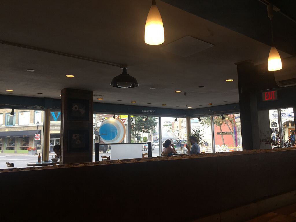 """Photo of Umami Noodle Bar  by <a href=""""/members/profile/Bgeezy"""">Bgeezy</a> <br/>bar seating view <br/> August 10, 2017  - <a href='/contact/abuse/image/52479/291288'>Report</a>"""