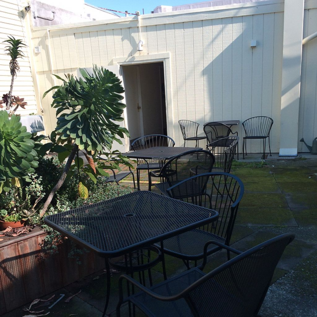 """Photo of Cafe Crush  by <a href=""""/members/profile/Vegan_mamma"""">Vegan_mamma</a> <br/>Sweet Patio  <br/> March 21, 2017  - <a href='/contact/abuse/image/52484/239310'>Report</a>"""
