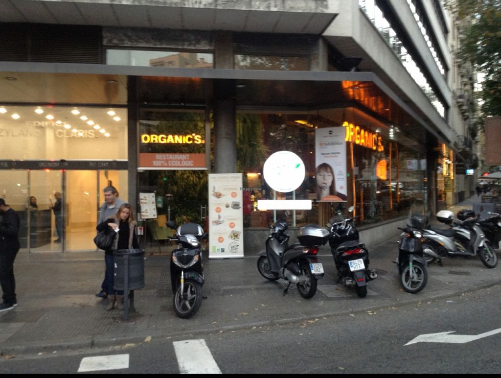 "Photo of CLOSED: Organic's  by <a href=""/members/profile/hack_man"">hack_man</a> <br/>Outside <br/> November 30, 2015  - <a href='/contact/abuse/image/52505/126673'>Report</a>"