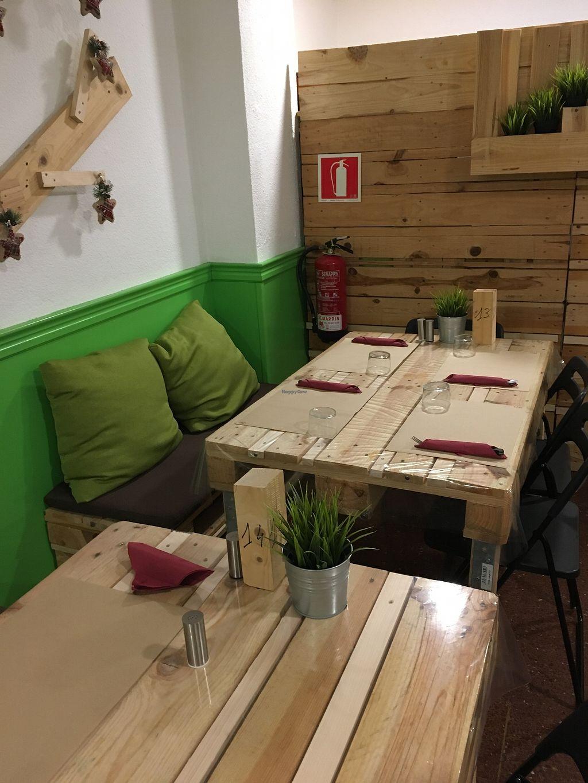 "Photo of Dolce Pizza y Los Veganos - Hipolit Lazaro  by <a href=""/members/profile/LilianaJure%C4%8Dkov%C3%A1"">LilianaJurečková</a> <br/>interior <br/> December 23, 2017  - <a href='/contact/abuse/image/52506/338417'>Report</a>"