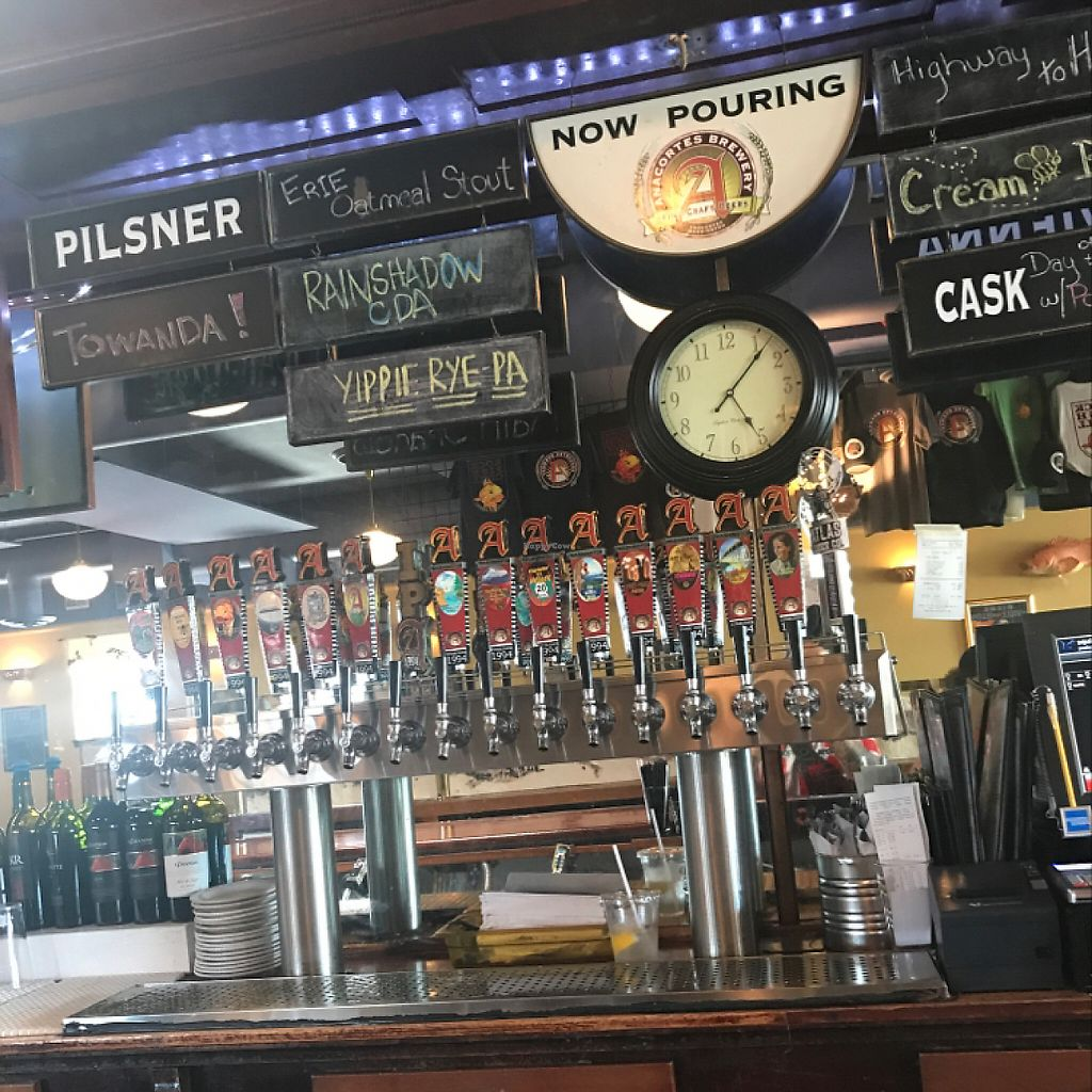 """Photo of The Rockfish Grill and Brewery  by <a href=""""/members/profile/anttgod7"""">anttgod7</a> <br/>some good local beers <br/> May 28, 2017  - <a href='/contact/abuse/image/52549/263196'>Report</a>"""