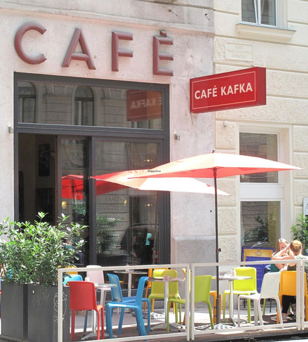 """Photo of Cafe Kafka  by <a href=""""/members/profile/lallilaranja"""">lallilaranja</a> <br/>Cafè Kafka's outdoor seating area  <br/> July 23, 2014  - <a href='/contact/abuse/image/5255/74788'>Report</a>"""