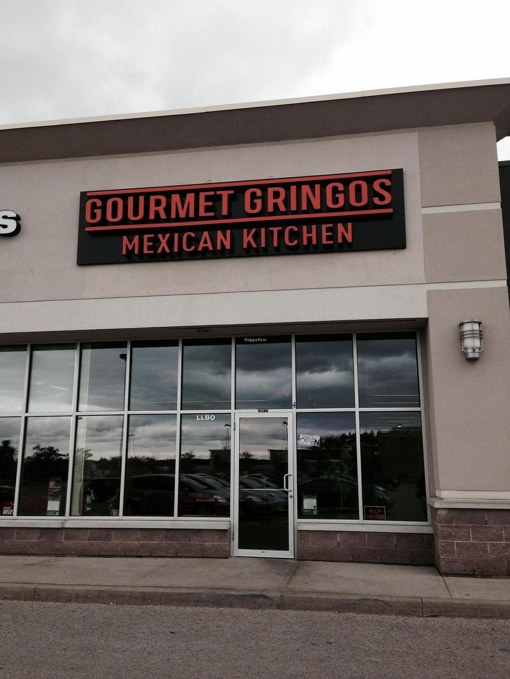 """Photo of CLOSED: Gourmet Gringos  by <a href=""""/members/profile/Gracem"""">Gracem</a> <br/>Frontage <br/> November 4, 2014  - <a href='/contact/abuse/image/52565/84711'>Report</a>"""