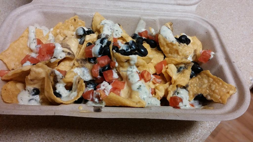 """Photo of CLOSED: No Bones About It - Food Truck  by <a href=""""/members/profile/happytheclown37"""">happytheclown37</a> <br/>Nacho ordinary nachos .... :P <br/> November 16, 2014  - <a href='/contact/abuse/image/52569/85883'>Report</a>"""