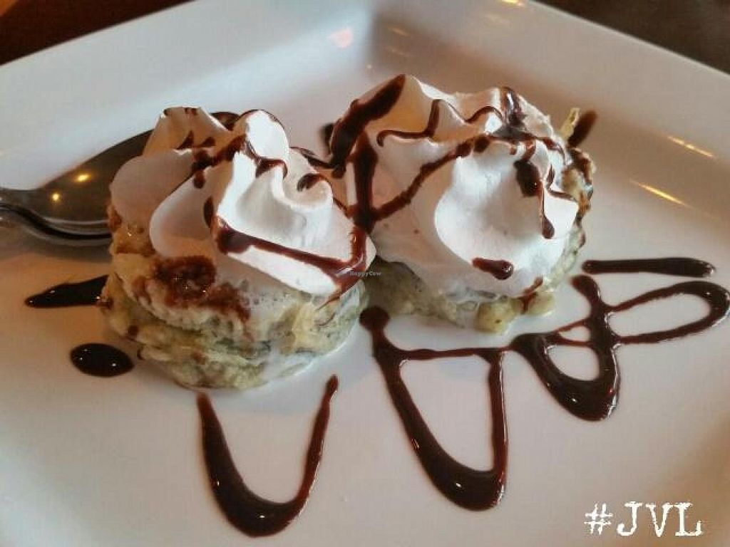 "Photo of Sushiko  by <a href=""/members/profile/JessinJax"">JessinJax</a> <br/>Tempura Oreos with Vegan Whip Cream <br/> December 10, 2014  - <a href='/contact/abuse/image/52587/87635'>Report</a>"