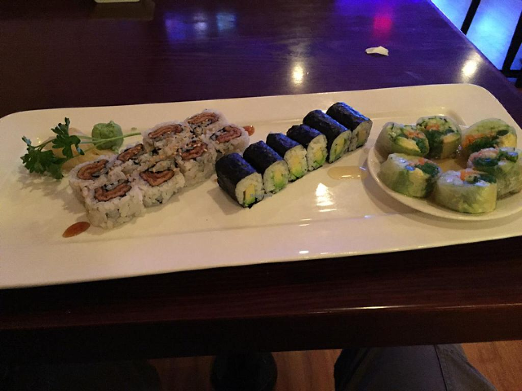 Photo of Sushiko  by drees2014 <br/>food <br/> February 22, 2015  - <a href='/contact/abuse/image/52587/93856'>Report</a>