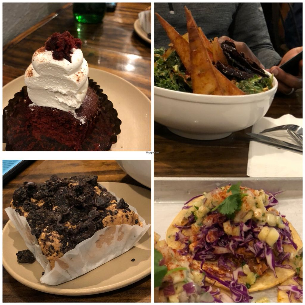 """Photo of Dixie Dharma - Market on South  by <a href=""""/members/profile/TEE427"""">TEE427</a> <br/>Dinner and dessert  <br/> January 14, 2018  - <a href='/contact/abuse/image/52602/346355'>Report</a>"""