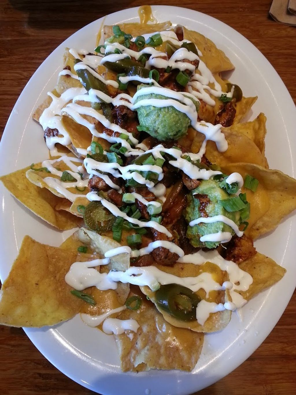"Photo of Veggie Grill - Tustin Marketplace  by <a href=""/members/profile/CTerrwyn"">CTerrwyn</a> <br/>Mondo Nachos - Super yum! <br/> August 31, 2015  - <a href='/contact/abuse/image/52614/115978'>Report</a>"