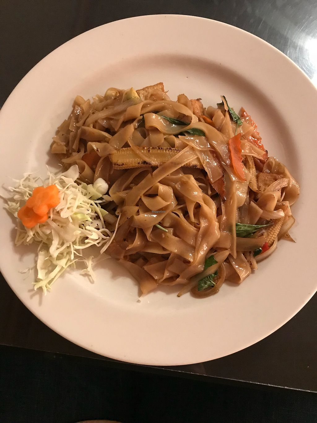 """Photo of Kati Thai Cuisine  by <a href=""""/members/profile/skipperkt"""">skipperkt</a> <br/>Drunken noodles <br/> March 31, 2018  - <a href='/contact/abuse/image/52641/378850'>Report</a>"""