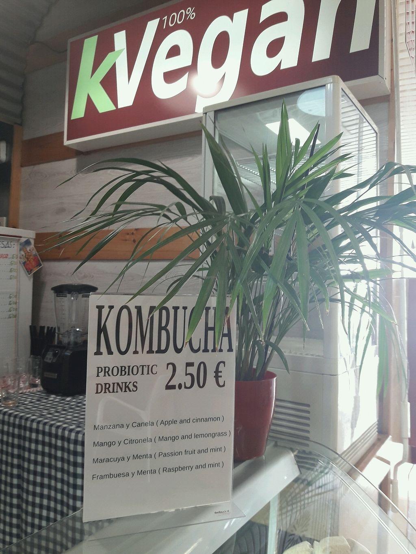 "Photo of K-Vegan  by <a href=""/members/profile/RichardJohnHewitt"">RichardJohnHewitt</a> <br/>Kombucha <br/> December 10, 2017  - <a href='/contact/abuse/image/52654/334309'>Report</a>"