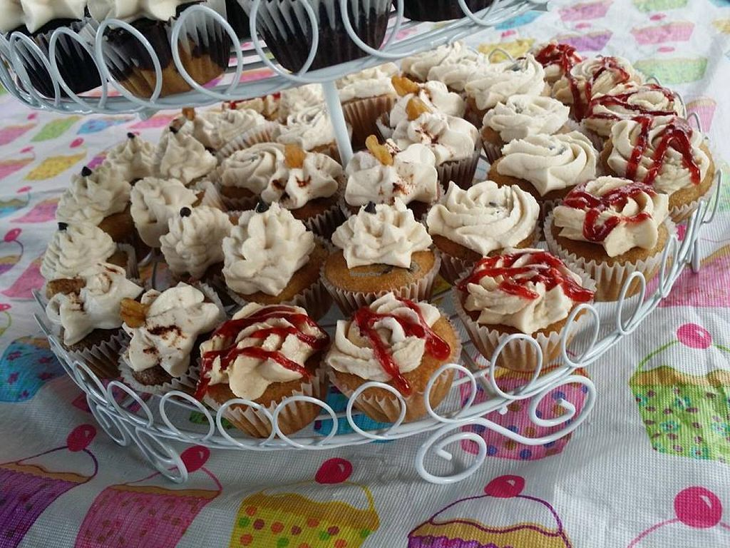 """Photo of Erika's Vegan Catering  by <a href=""""/members/profile/community"""">community</a> <br/>Erika's Vegan Catering <br/> November 13, 2014  - <a href='/contact/abuse/image/52663/85453'>Report</a>"""