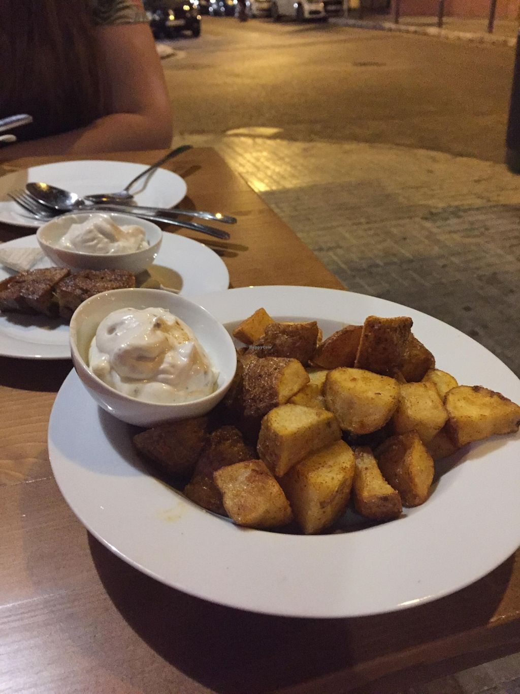 """Photo of CLOSED: La Golondrina  by <a href=""""/members/profile/Littlething"""">Littlething</a> <br/>Potato wedges <br/> November 16, 2015  - <a href='/contact/abuse/image/52670/125137'>Report</a>"""