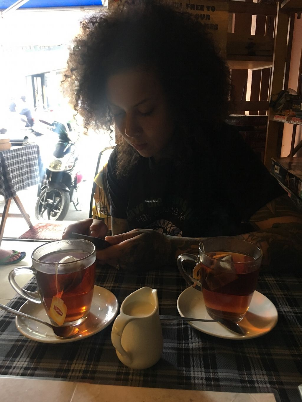 """Photo of Bookworm's Coffee  by <a href=""""/members/profile/MollyKennedy"""">MollyKennedy</a> <br/>Biiiiig mugs of tea ?? <br/> January 21, 2018  - <a href='/contact/abuse/image/52690/349420'>Report</a>"""