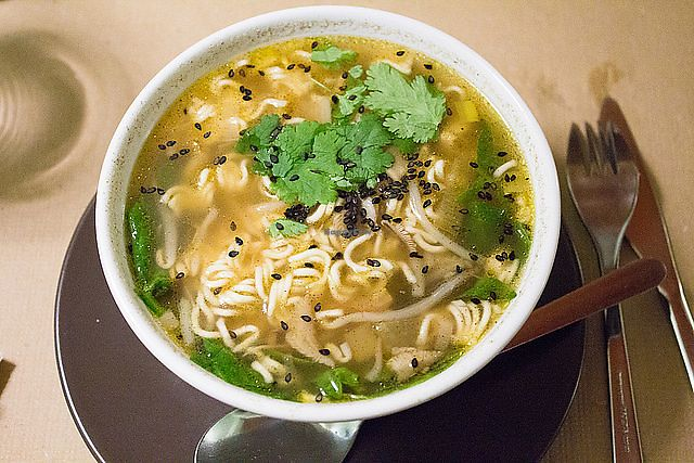 """Photo of Brotes Verdes  by <a href=""""/members/profile/Sarmale"""">Sarmale</a> <br/>Ramen <br/> February 10, 2018  - <a href='/contact/abuse/image/52695/357419'>Report</a>"""