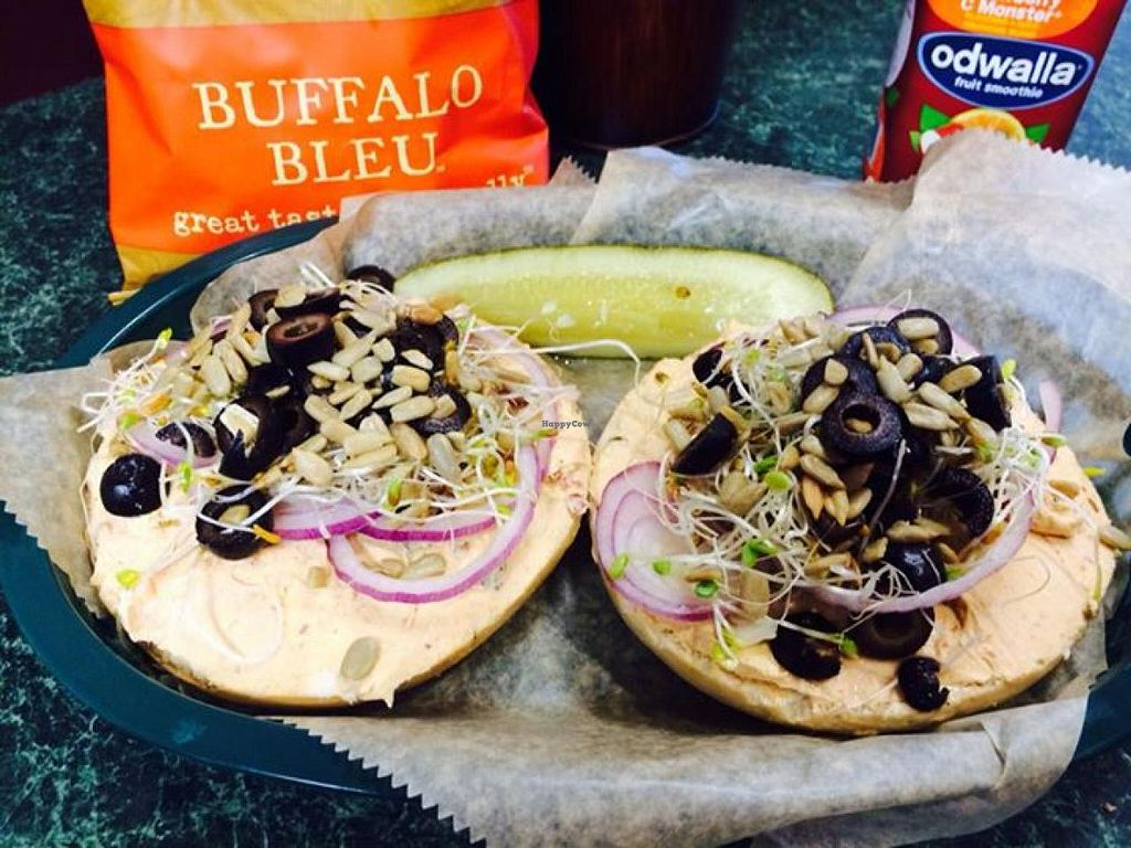 """Photo of Bagels on Broadway  by <a href=""""/members/profile/community"""">community</a> <br/>Bagels on Broadway <br/> November 6, 2014  - <a href='/contact/abuse/image/52733/84841'>Report</a>"""