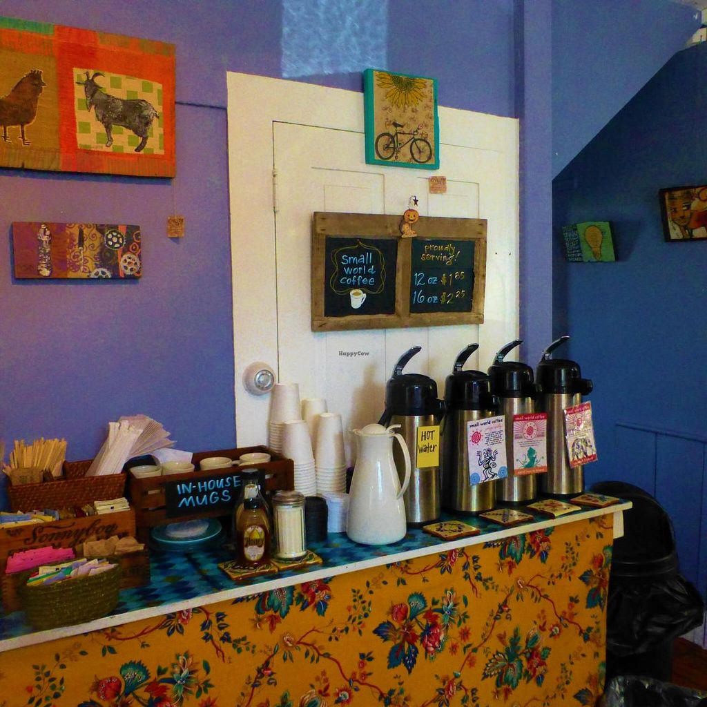 "Photo of Nelli Rae's Kitchen  by <a href=""/members/profile/RobinHeyden"">RobinHeyden</a> <br/>great coffee <br/> November 4, 2014  - <a href='/contact/abuse/image/52755/84675'>Report</a>"