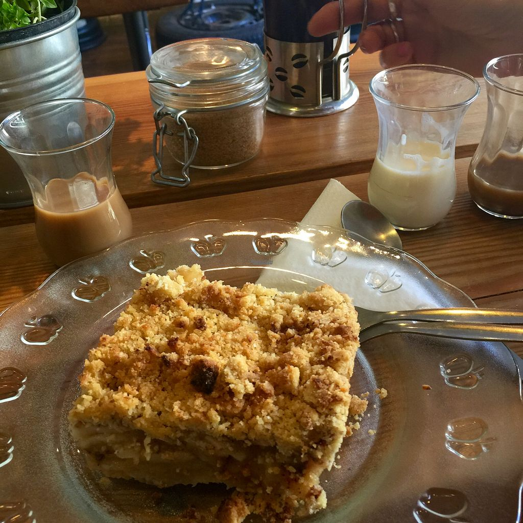 """Photo of Chwast Food  by <a href=""""/members/profile/KasiaFraser"""">KasiaFraser</a> <br/>szarlotka -apple pie  <br/> September 16, 2016  - <a href='/contact/abuse/image/52782/176115'>Report</a>"""