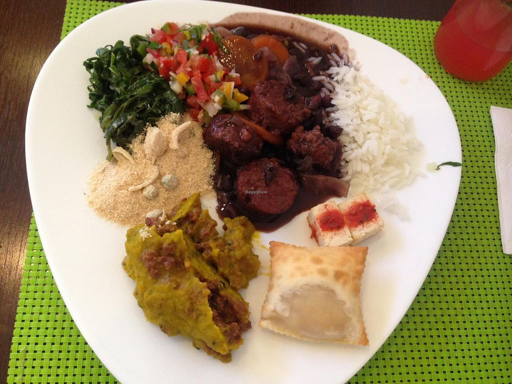"""Photo of Natural Jardim  by <a href=""""/members/profile/Paolla"""">Paolla</a> <br/>Some of the hot dishes options <br/> February 18, 2015  - <a href='/contact/abuse/image/52794/93437'>Report</a>"""