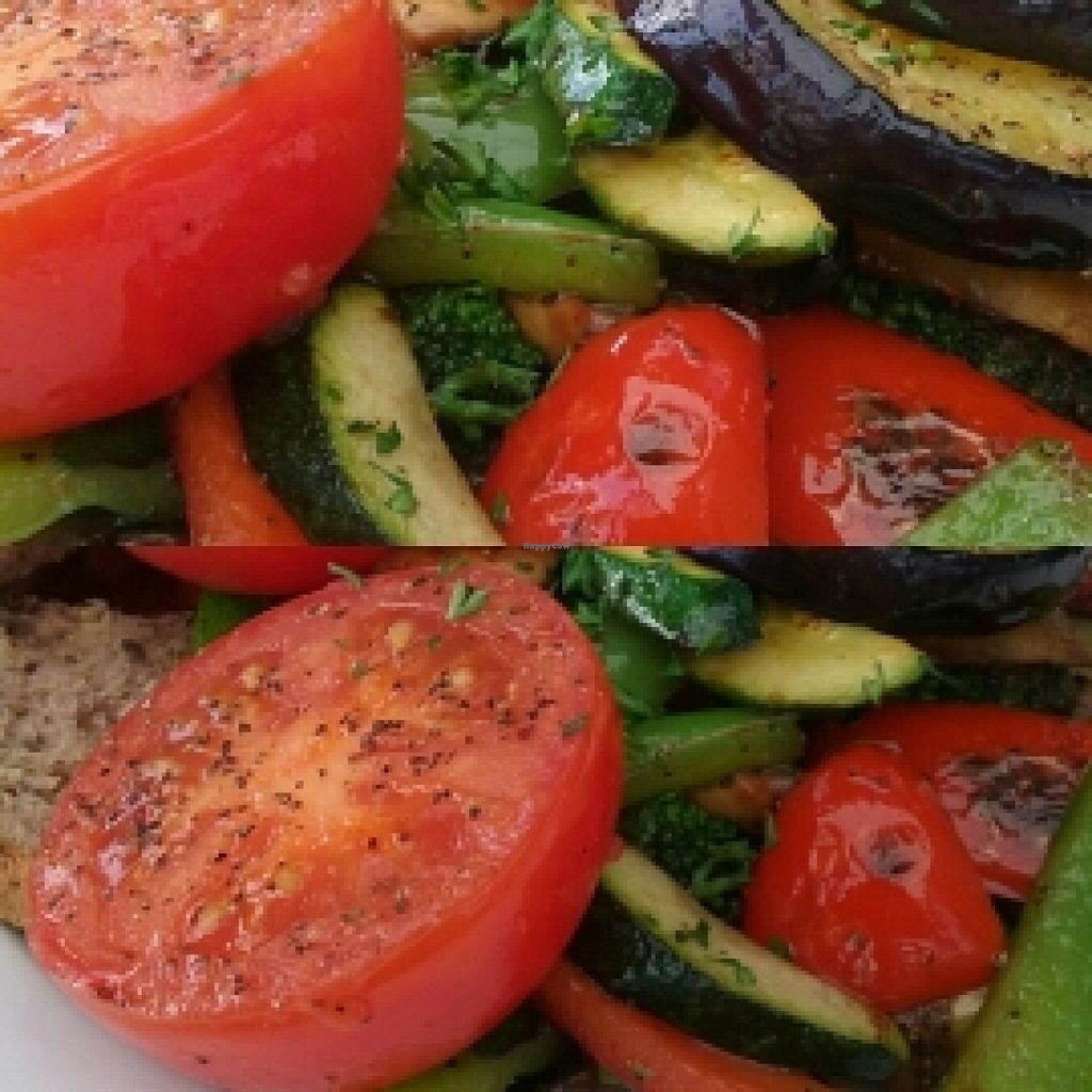 """Photo of Beat Street Cafe  by <a href=""""/members/profile/Veggie_owl"""">Veggie_owl</a> <br/>Vegan breakfast! <br/> January 25, 2016  - <a href='/contact/abuse/image/52800/133715'>Report</a>"""