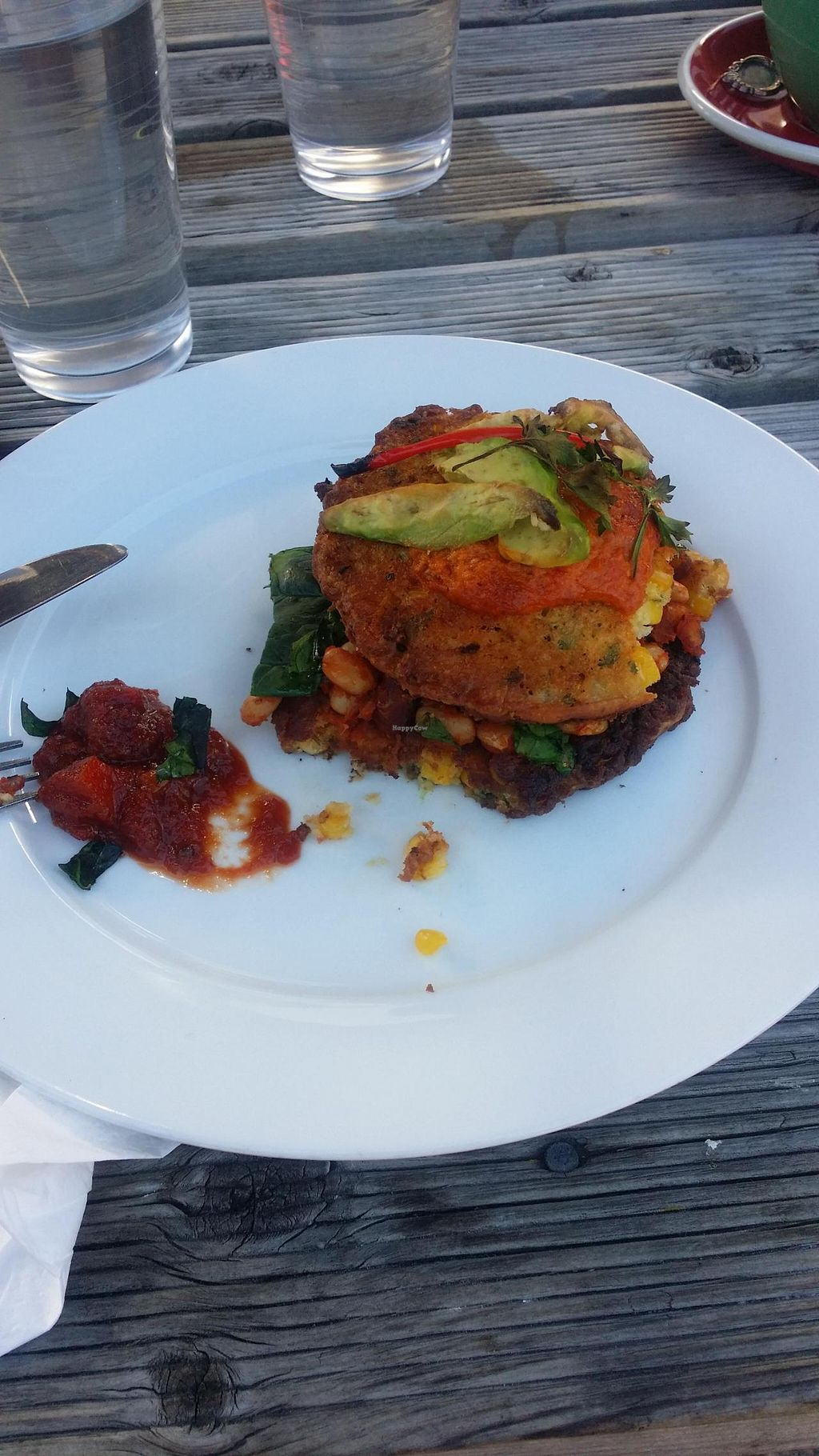 """Photo of Beat Street Cafe  by <a href=""""/members/profile/misstracee"""">misstracee</a> <br/>corn fritters from beat street <br/> November 23, 2014  - <a href='/contact/abuse/image/52800/86314'>Report</a>"""