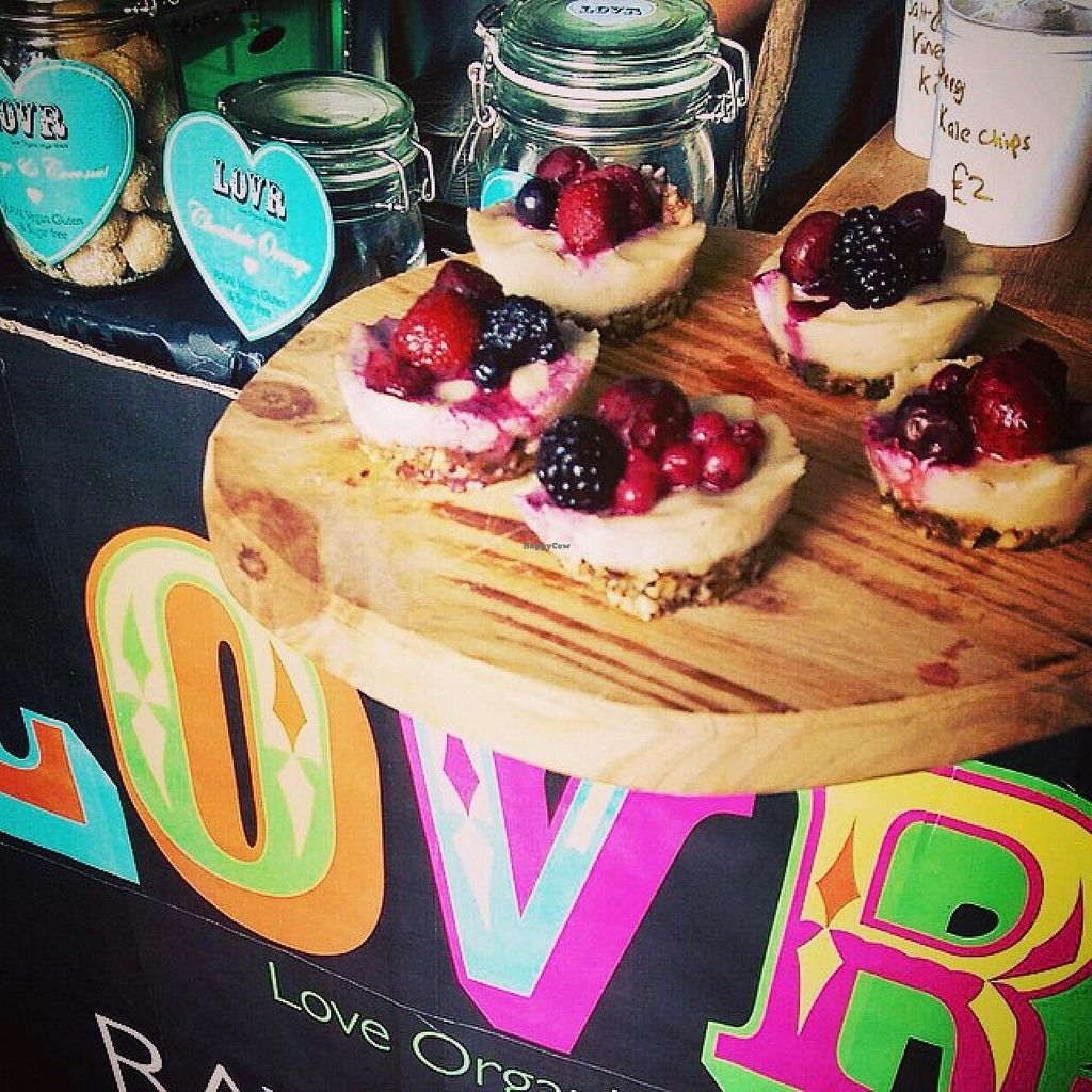 """Photo of CLOSED: LOVR  by <a href=""""/members/profile/VanessaHiggins"""">VanessaHiggins</a> <br/>RAW berry Cheese cakes <br/> November 10, 2014  - <a href='/contact/abuse/image/52812/85167'>Report</a>"""
