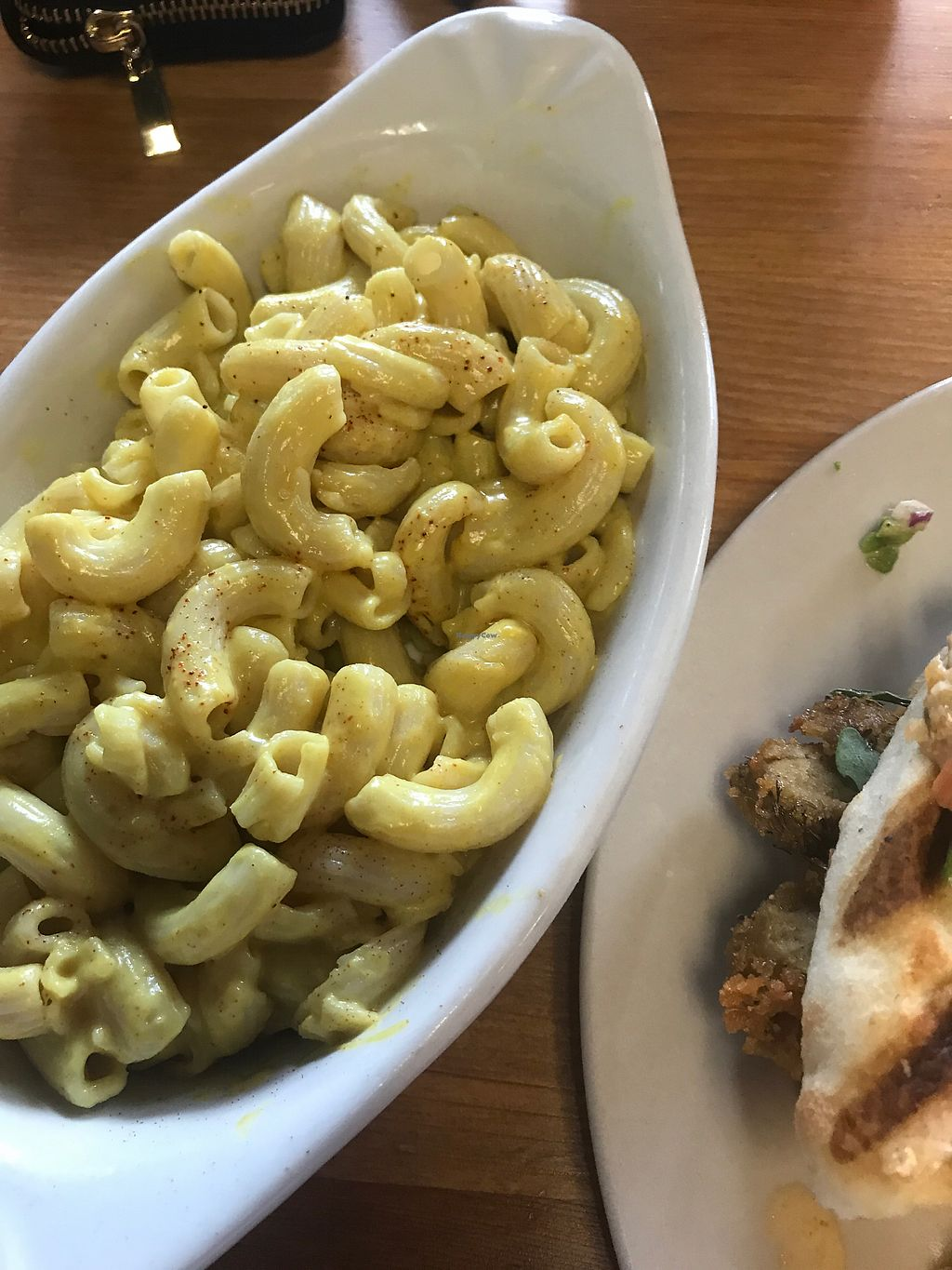 """Photo of Killer Vegan  by <a href=""""/members/profile/Pure"""">Pure</a> <br/>Mac n cheese <br/> September 15, 2017  - <a href='/contact/abuse/image/52819/304556'>Report</a>"""