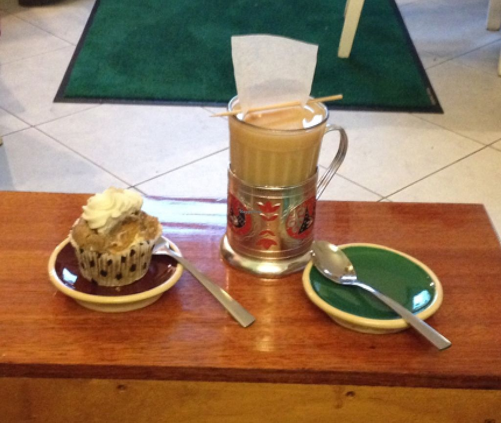 """Photo of Chaika  by <a href=""""/members/profile/Barbamama"""">Barbamama</a> <br/>fantastic vegan cupcake <br/> January 29, 2016  - <a href='/contact/abuse/image/52832/238458'>Report</a>"""