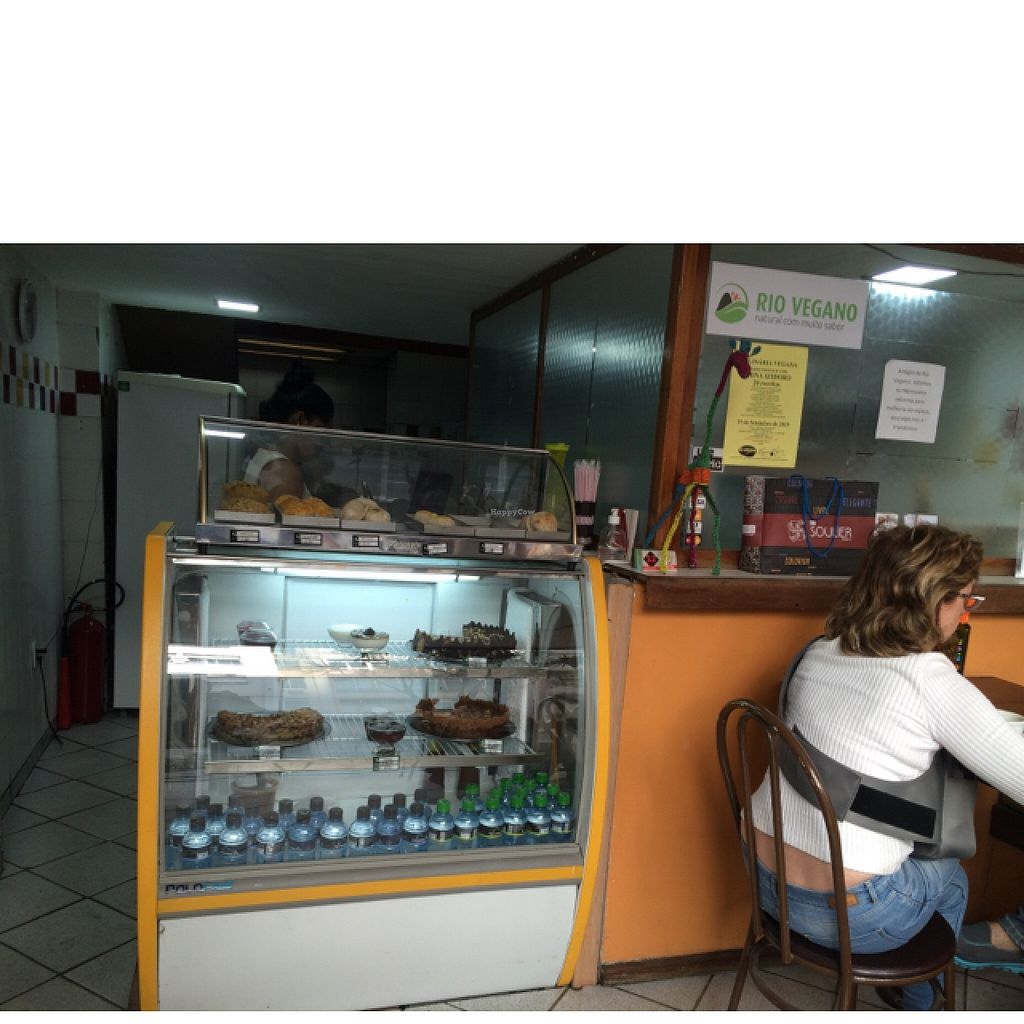 "Photo of CLOSED: Rio Vegano  by <a href=""/members/profile/PedroFelipe"">PedroFelipe</a> <br/>balcão <br/> August 20, 2015  - <a href='/contact/abuse/image/52842/114427'>Report</a>"