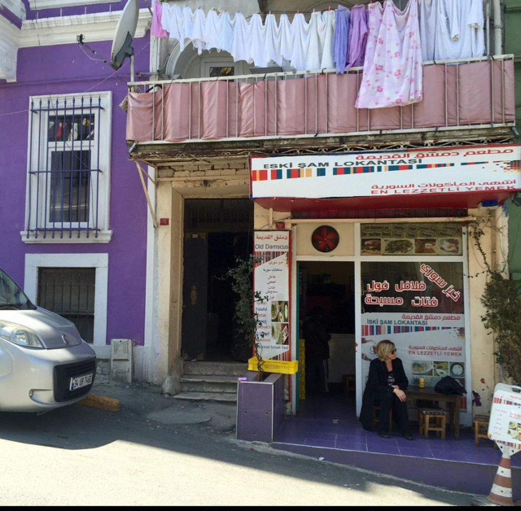 """Photo of CLOSED: Old Damascus  by <a href=""""/members/profile/tsathoggua101"""">tsathoggua101</a> <br/>Exterior, Day time in Istanbul's Little Syria <br/> April 11, 2015  - <a href='/contact/abuse/image/52857/98583'>Report</a>"""