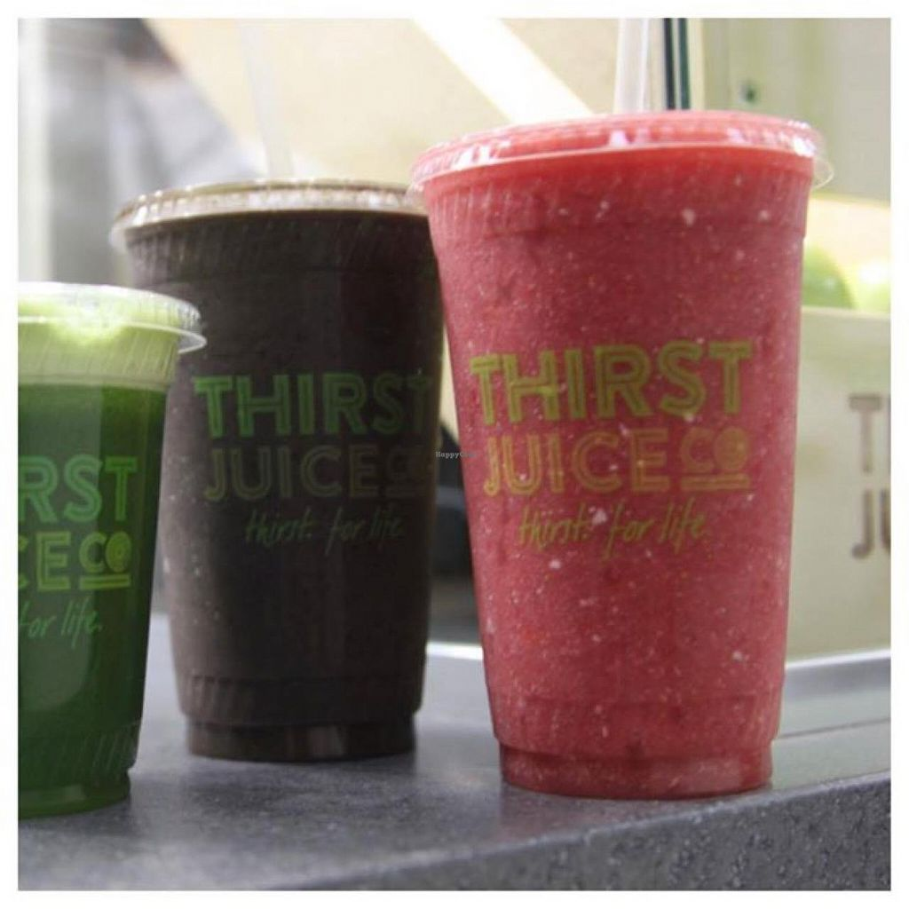 "Photo of Thirst Juice Co.  by <a href=""/members/profile/community"">community</a> <br/>Thirst Juice Co <br/> November 7, 2014  - <a href='/contact/abuse/image/52859/84913'>Report</a>"